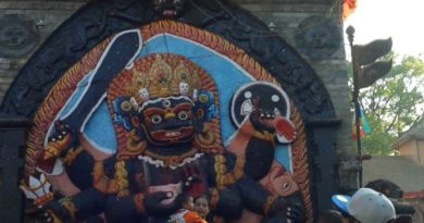 An image showning call bhairav