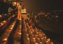 The lighting up of lamps along the Ganges on Dev Deepawali will Mesmerize you