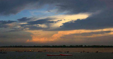geographical and climate changes in varanasi